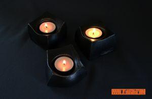 designový  moderní  svícen