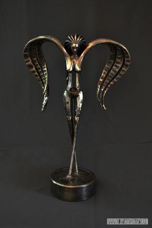 kovaný anděl